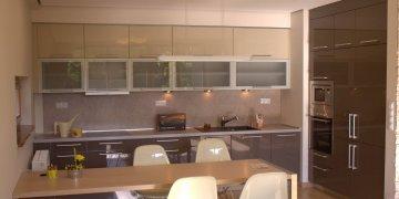 Priestranný luxusný nový 1,5 izb. byt KE-Západ