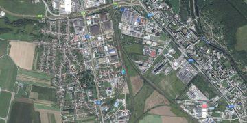 Areál Košice – Nad jazerom