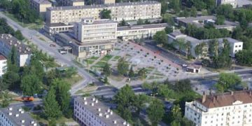 Košice – Šaca byt s terasou