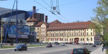 Nájom komerčné priestory Košice – centrum, Stará Sladovňa