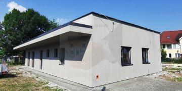 Novostavba bungalov so strešnou záhradou Sobrance