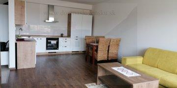 Bezbarierový 1,5 izb.byt + garáž Košice – centrum